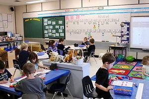 Viễn cảnh về trường học không có chỗ cho nhà giáo