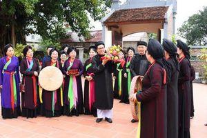 Về Bắc Ninh nghe canh hát Quan họ cổ của người Hà Nội