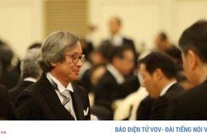 Sản xuất máy trợ thở được 90% bệnh viện Nhật tin dùng, doanh nhân gốc Việt nhận Huân chương cao quý