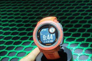 Garmin giới thiệu đồng hồ Instinct đạt chuẩn quân đội Mỹ, giá 7,49 triệu đồng