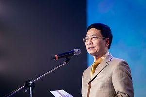 Bộ trưởng Nguyễn Mạnh Hùng: 'Sứ mạng của 5G đặt lên vai ngành ICT Việt Nam'