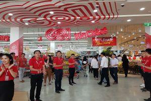 Central Group Việt Nam lần đầu ra mắt thương hiệu bán lẻ GO!