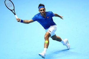Federer nuôi hy vọng vào bán kết ATP Finals