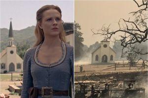 Phim trường gần 100 năm của Hollywood bị thiêu rụi trong cháy rừng