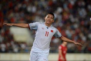Anh Đức được xếp vào nhóm cầu thủ hay nhất AFF Cup từ đầu giải