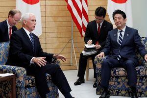 Nhật khó cân bằng khi kẹt giữa căng thẳng Mỹ - Trung