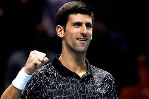 Djokovic thị uy sức mạnh trước sao trẻ người Đức tại ATP Finals