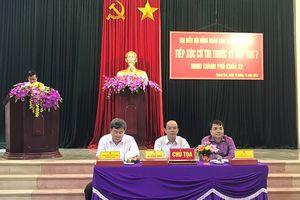 Cần có quy hoạch tổng thể khu di tích thắng cảnh Hương Sơn
