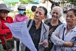 Chủ tịch UBND TP Hồ Chí Minh tiếp xúc dân Thủ Thiêm lần 3: Người dân muốn có kết luận thanh tra toàn diện khu đô thị mới Thủ Thiêm