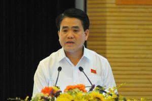 Chủ tịch Nguyễn Đức Chung: Hà Nội sắp ban hành bộ quy tắc ứng xử tại phố đi bộ