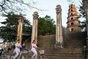 Ảnh về chùa Việt của nhiếp ảnh gia người Pháp