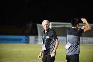 Thắng trận đầu, HLV Sven-Goran Eriksson cảm ơn người tiền nhiệm