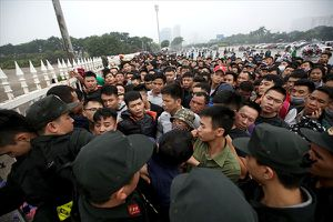Nếu tuyển Việt Nam vào bán kết, VFF sẽ bán 25.000 vé online