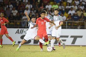Cập nhật bảng xếp hạng AFF Cup 2018: Thái Lan không đá vẫn đứng đầu bảng B