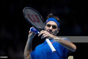 Vòng bảng ATP Finals: Federer tìm lại chiến thắng