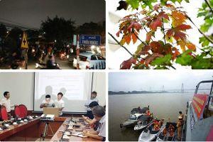 Tin tức Hà Nội 24h: Mở đợt cao điểm xử lý vi phạm đường thủy; Giá dự thầu chương trình 'Sữa học đường' vênh nhau