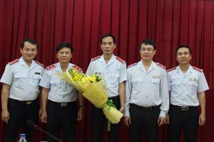 Nhân sự mới Văn phòng Chính phủ, Thanh tra Chính phủ