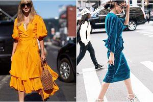 Kiểu váy giúp chị em mặc đẹp bất chấp dáng vóc