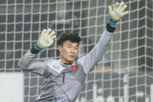 Thủ môn Bùi Tiến Dũng chỉ ra cầu thủ xuất sắc nhất ở ĐT Việt Nam lúc này