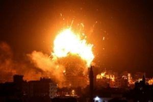 Bạo lực leo thang ở dải Gaza