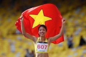 Gần 500 VĐV tranh tài ở môn điền kinh tại Đại hội Thể thao toàn quốc