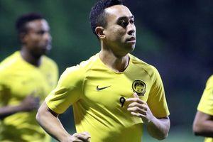 Clip: Đội tuyển Malaysia đến Mỹ Đình, Talaha thành tâm điểm