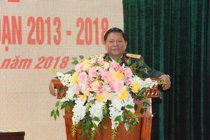 Bộ Tham mưu Tổng cục Hậu cần tổ chức Đại hội Thi đua Quyết thắng giai đoạn 2013-2018