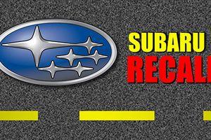 Subaru triệu hồi hàng loạt xe tại châu Á, có cả Việt Nam