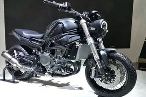 Xe môtô giá rẻ Benelli Leoncino 800 concept có gì 'hot'?