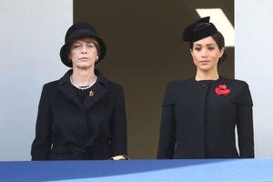 Bức ảnh hé lộ vai vế Công nương Markle trong Hoàng gia Anh