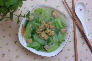 Món ngon mỗi ngày: Canh bầu nấu ngao đơn giản mà cực ngon