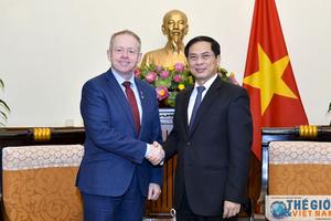 Thúc đẩy hợp tác nhiều mặt giữa Việt Nam - Ireland
