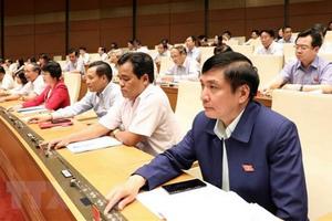 Quốc hội thông qua Nghị quyết phân bổ ngân sách trung ương năm 2019