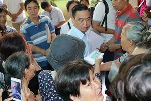 Lần thứ 3 Chủ tịch TP.HCM gặp dân Thủ Thiêm