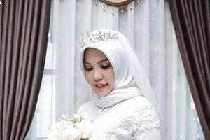 Hôn phu qua đời vì máy bay Lion Air rơi, lễ cưới vẫn diễn ra