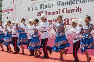 Sắp diễn ra ngày hội gây quỹ từ thiện vì phụ nữ và trẻ em Việt Nam
