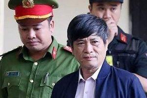Hai 'cựu tướng' công an đều vắng mặt tại tòa