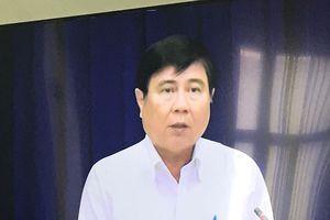 Lần thứ 3 gặp người dân Thủ Thiêm, Chủ tịch TPHCM nói gì?