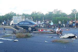 Khởi tố vụ ô tô đâm liên hoàn khiến tài xế văng khỏi xe tử vong