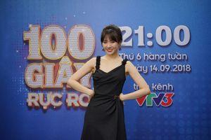 Hari Won bị Đại Nghĩa 'tố' tất cả tật xấu trong 100 Giây Rực Rỡ