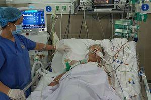 TP HCM: Bệnh viện tuyến quận áp dụng kỹ thuật cao cứu bệnh nhân nguy kịch