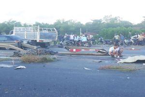 Khởi tố vụ tai nạn liên hoàn trên Quốc lộ 1 ở Quảng Nam