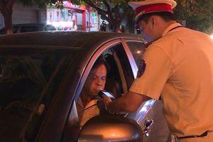 Thanh Hóa: Tăng cường xử lý lái xe vi phạm nồng độ cồn