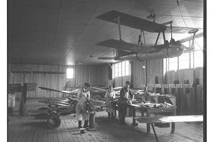 Những phát minh không tưởng trong Thế chiến 1
