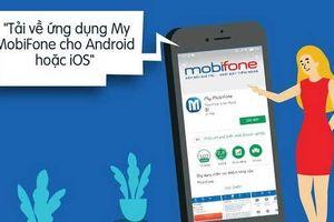 Cập nhật danh bạ 10 số siêu nhanh với My MobiFone