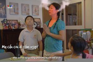 VTV7 làm chương trình truyền hình thực tế học cách làm cha mẹ