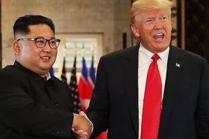 Ông Trump ra tuyên bố bất ngờ về 13 căn cứ tên lửa bí mật của Triều Tiên