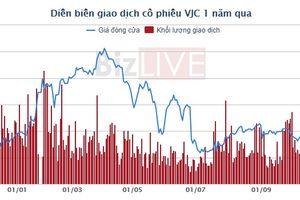 Người nhà Phó tổng giám đốc Vietjet Air bán ra 134.000 cổ phiếu
