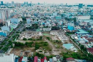 Vì đâu dự án Centa Park của Seaprodex Sài Gòn 'mắc cạn'?