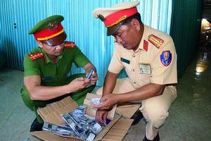 Thừa Thiên Huế: Phát hiện nhiều hàng hóa không rõ nguồn gốc